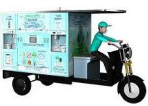 Mobile Water Vending Machine