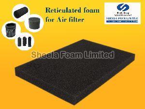 Air Filter Reticulated Foam Sheet 01