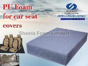 Car Seat Cover PU Foam 01