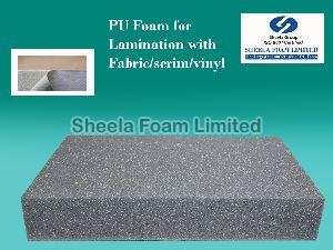 Leather Laminated PU Foam