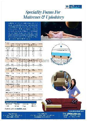 PU Foam for Mattress, Sofa-Sets, Upholstery, Quilting, Chairs, Benches