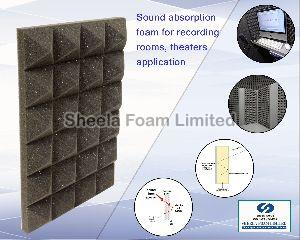 Sound Absorption Foam Sheets