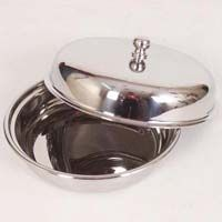 STAINLESS STEEL ROUND DISHES