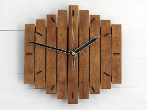 Designer Wooden Clocks