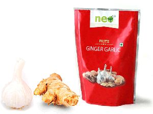 PASTES GINGER GARLIC