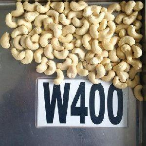 Whole Cashew Kernels W400