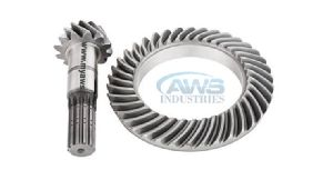 Crown Wheel Tail Pinion