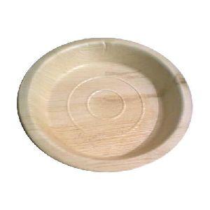 Areca Leaf Round Rip Plates
