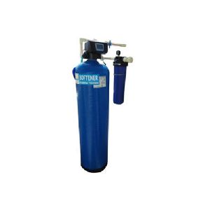 Semi Automatic Water Softener