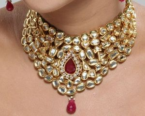 Artificial Kundan Necklace