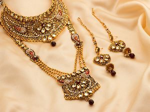 Rajwadi Necklace