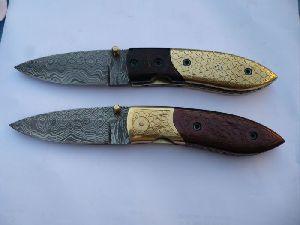 Steel Folding Knives