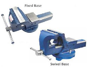 PROFESSIONAL INDUSTRIAL VICE Double Rib with Anvil