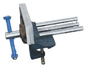 WOOD WORKING VICE Clamping