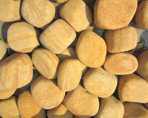 Teakwood Pebbles