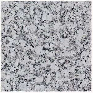 P White Granite Slab