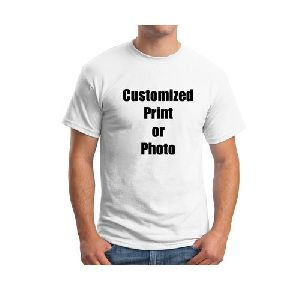 Customized T-Shirt Printing Service