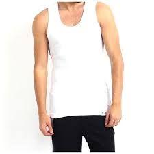 Mens Plain Vest
