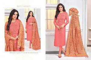 Embroidery Hand work Salwar Kameez Suits Dress Material