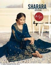 Fabric Sharara Special Suits