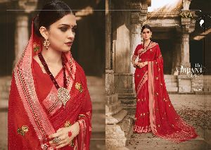 1001 Mangalam Fancy Saree