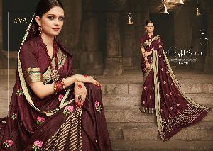 1002 Mangalam Fancy Saree