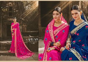 1005 Mangalam Fancy Saree