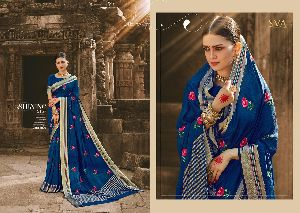 1006 Mangalam Fancy Saree