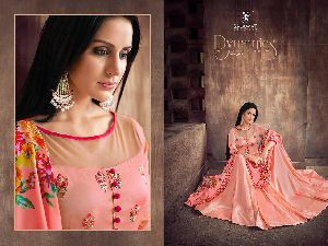 Heavy Tapeta Sarteen and Silk Long Suit 04