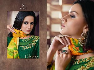 Heavy Tapeta Sarteen and Silk Long Suit 05