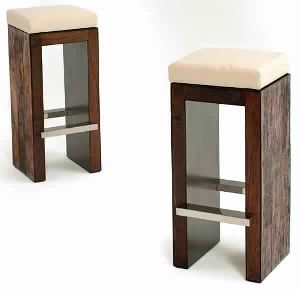 CONTEMPORARY STYLE BAR STOOL