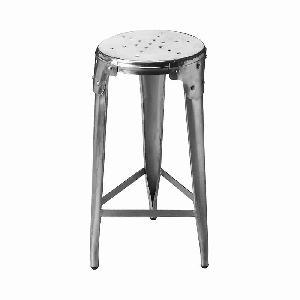 VINTAGE STYLE INDUSTRIAL BAR STOOL