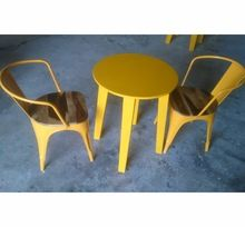Cafe Dining Table and Chair