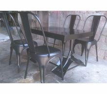 Industrial Restaurant Dining Table