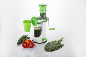Plastic Fruit Juicer