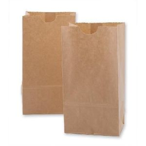 Kraft Paper Bags without Handle