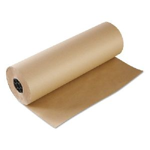 Virgin Kraft Paper Roll