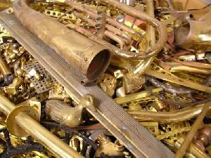 Brass Boring Scrap