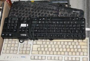 Computer Keyboard Scrap