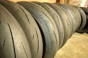 Used Bike Tyres