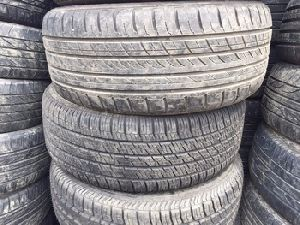 Used Radial Tyres