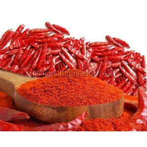 Organic Fresh Chilli Powder