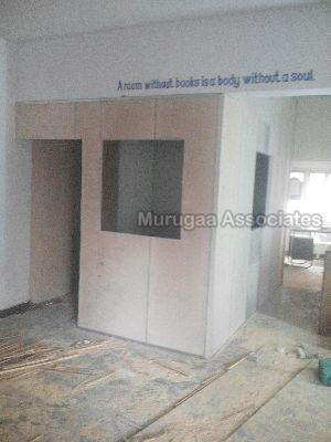 Aluminium Partition Work 02