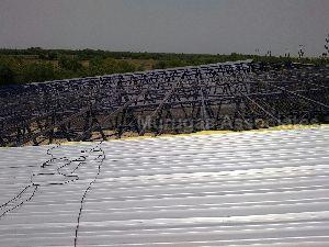 Roofing Sheet Fixing Work 02