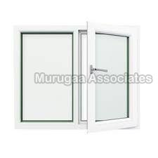 UPVC Double Glazed Window