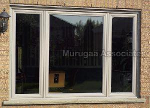 UPVC Fixed Casement Window