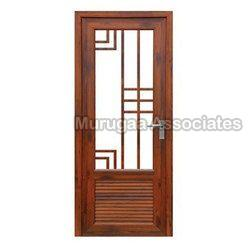 UPVC Printed Door