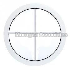 UPVC Round Fixed Window