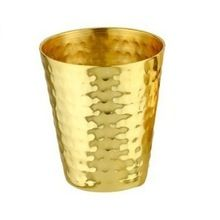 Copper Gold Short glass