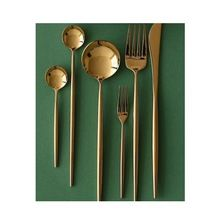 Dinnerware Silver Cutlery Set